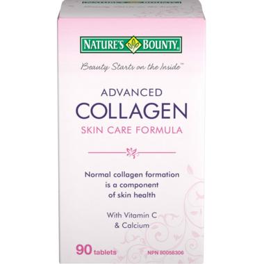 Nature\'s Bounty Advanced Collagen Skin Care Formula