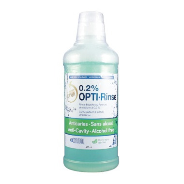 X-PUR OPTI-Rinse 0.2% High Strength Sodium Fluoride Oral Rinse