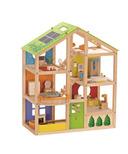 Hape Toys All Season House Furnished