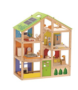 Hape Toys All Season House Furnished
