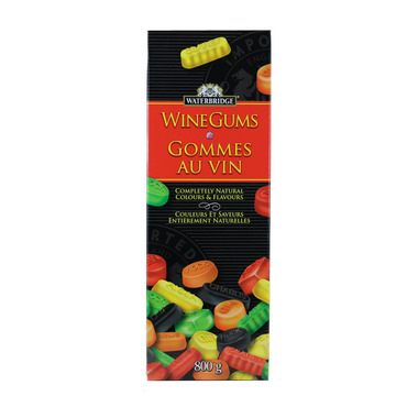 Waterbridge English Wine Gums