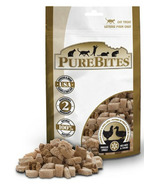 PureBites Freeze Dried Chicken Breast & Duck Liver Cat Treats