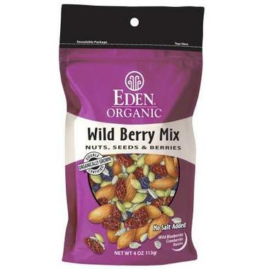 Eden Organic Wild Berry Mix