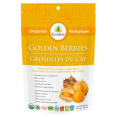 Ecoideas Organic Golden Inca Berries