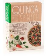 Pereg Quinoa With Spinach