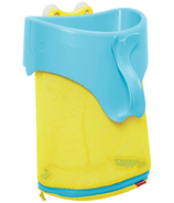 Skip Hop Moby Scoop & Splash Bath Toy Organizer