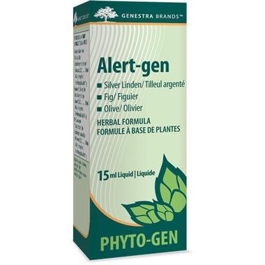 Genestra Phyto-Gen Alert-gen
