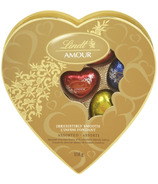 Lindt Lindor Heart Love Assorted Chocolates
