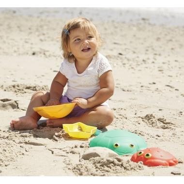 Melissa & Doug Seaside Sidekicks Sand Molding Set