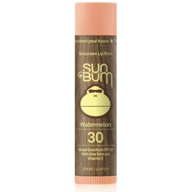 Sun Bum Sunscreen Lip Balm SPF 30 Watermelon