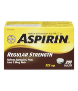 Aspirin Regular Strength Tablets