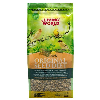 Buy living world original seed diet for canaries at well Where can i buy slimming world products