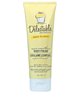 Be Delectable Lemon & Cream Super Smoothing Body Polish