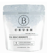 Bathorium CRUSH Sea Kelp Serenity Relaxing Bath Soak