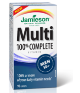 Jamieson Multi 100% Complete Vitamin for Men 50+