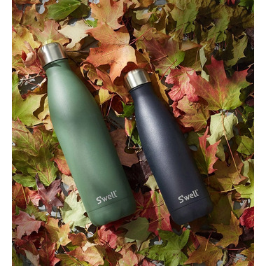 S\'well Azurite Stainless Steel Water Bottle Stone Collection