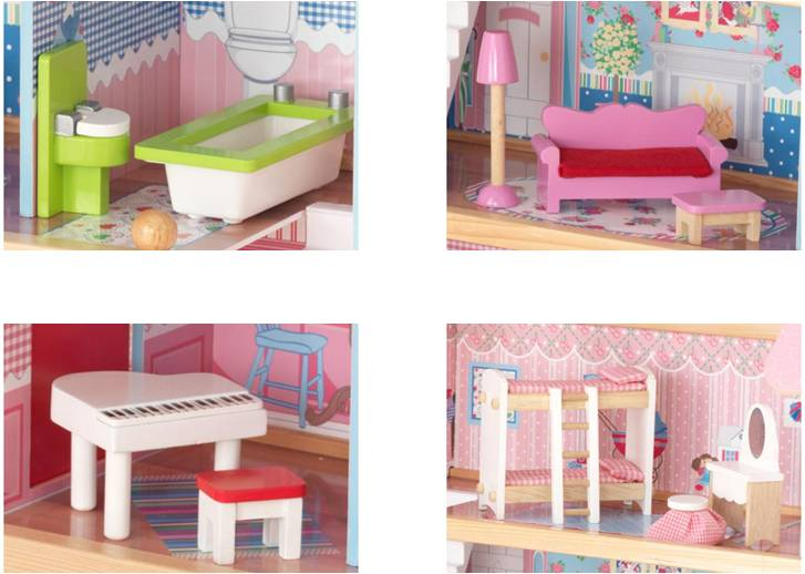 Buy Kidkraft Chelsea Doll Cottage At Well Ca Free Shipping 35 In Canada
