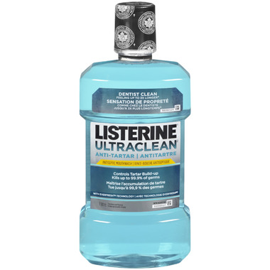 Listerine Ultraclean Anti-Tartar Mouthwash