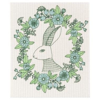 Now Design Spring Hop Swedish Dishcloth