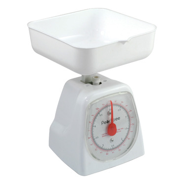 American Weigh Scale Peachtree DS-5KG Kitchen Dial Scale