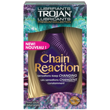 Trojan Chain Reaction Lubricant