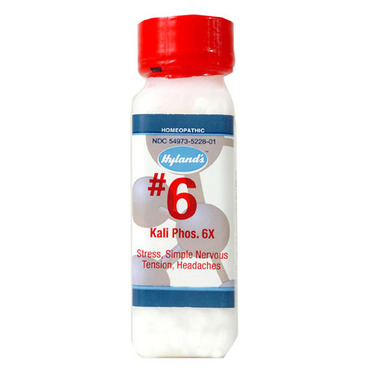 Hyland\'s Homeopathic Kali Phosphoricum 6X Cell Salts