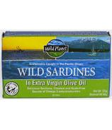 Wild Planet Wild Sardines Extra Virgin Olive Oil