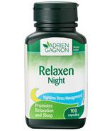 Adrien Gagnon Relaxen Night