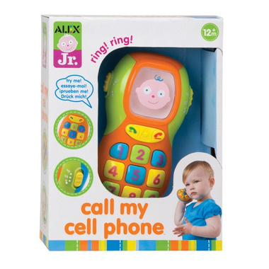 Alex Jr. Call My Cell Phone