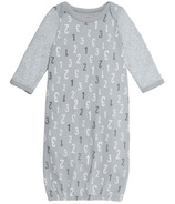 Skip Hop ABC-123 Collection Gown Grey