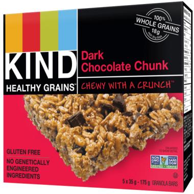 KIND Bars Dark Chocolate Chunk Granola Bars