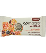 GoMacro MarcoBar Sunflower Butter + Chocolate
