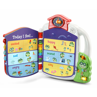 LeapFrog Tad\'s Get Ready for School Book
