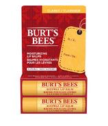 Burt's Bees Lip Balm Duo Classic Gift Set