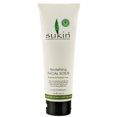 Sukin Revitalizing Facial Scrub