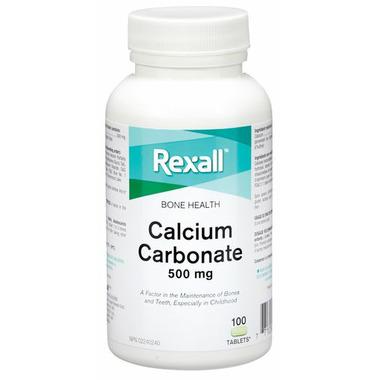 Rexall Calcium Carbonate