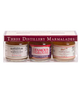 Famous Brands Three Distillery Mini Marmalade Gift Box