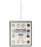 NPW We Live Like This Push Pin Set