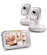 Summer Infant Side By Side Split-Screen Video Monitor Set