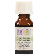 Aura Cacia Geranium Essential Oil
