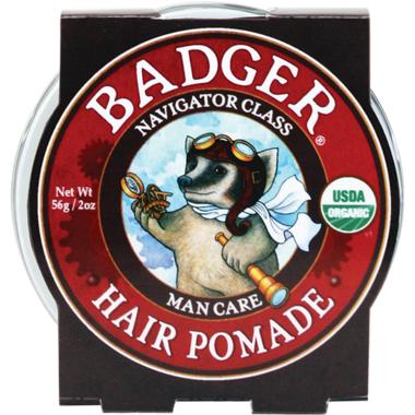 Badger Navigator Class Man Care Hair Pomade