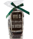 Fraktals Handmade Dark Chocolate Cashew Buttercrunch Bag