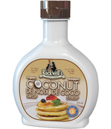 Rockwell's Whole Foods Organic Coconut Syrup