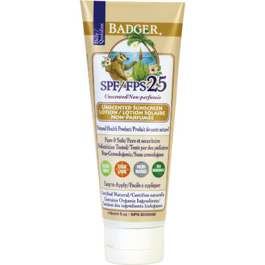 Buy Badger Sunscreen Lotion At Well Ca Free Shipping 35