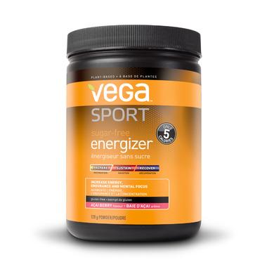 Vega Sport Acai Berry Sugar-Free Energizer