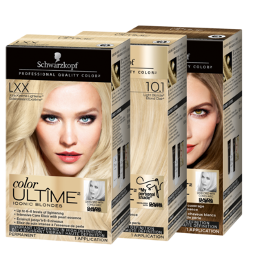 Schwarzkopf Color Ultime Iconic Blondes
