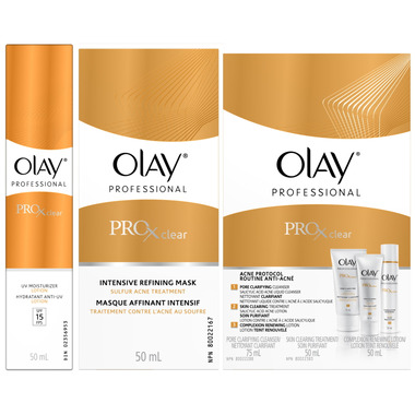Olay Pro-X Facial Cleansing Bundle