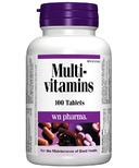 Webber Naturals Multi-Vitamin