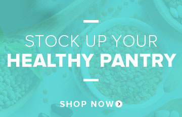 Stock Up Your Healthy Pantry