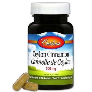Carlson Ceylon Cinnamon
